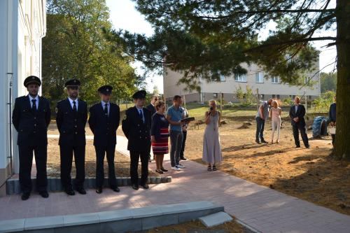 Slavnostní otevření MŠ a DPS Slepotice